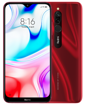 Redmi 8 smartphone details