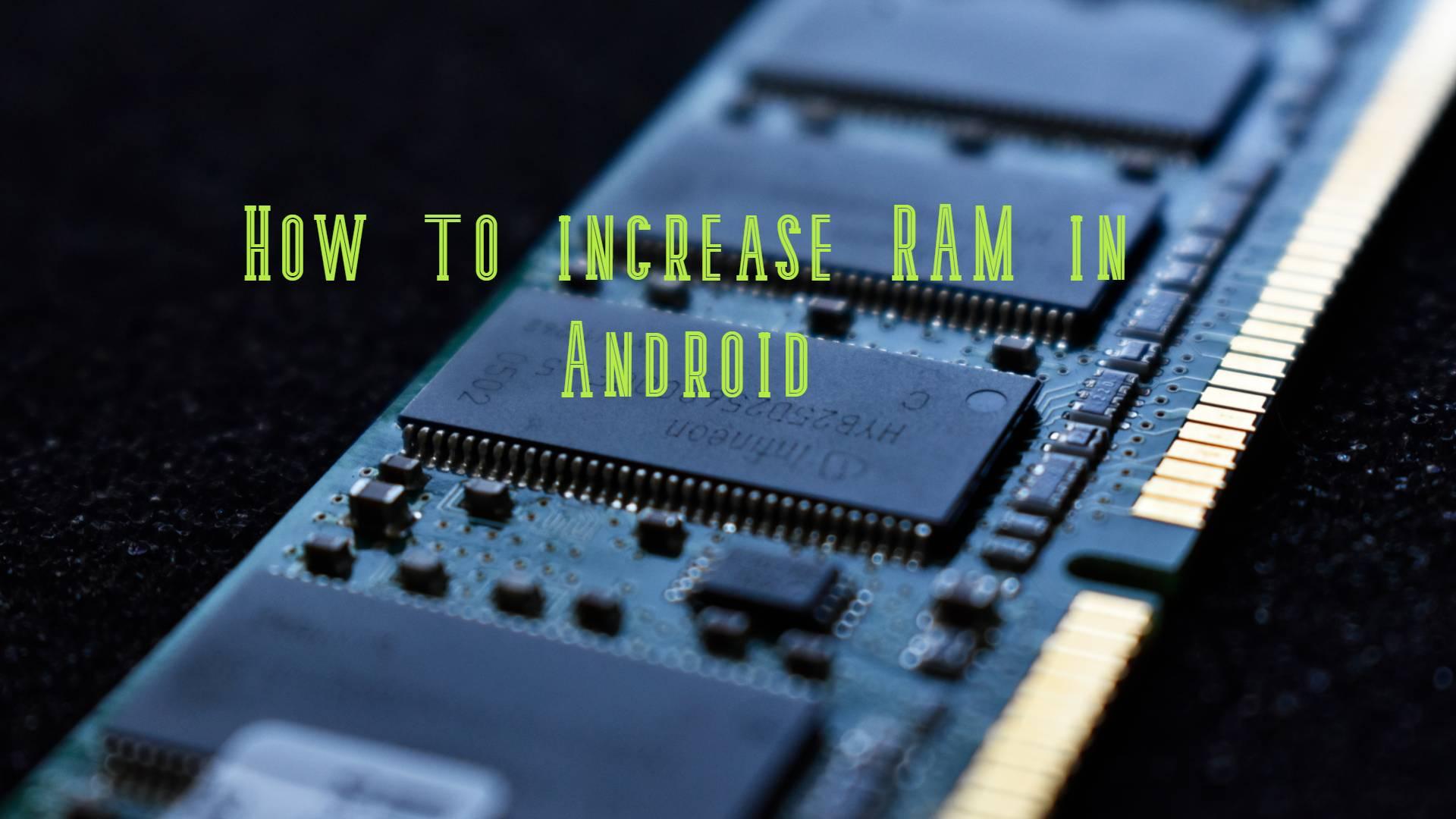 RAM Chip Image